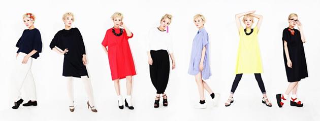 ヘアデザインにとどまらず、ファッションの視点も取り入れスタイルを提案する美容院「Terve.」にて、アクセサリー・ファッションブランドとのコラボレーションイベント