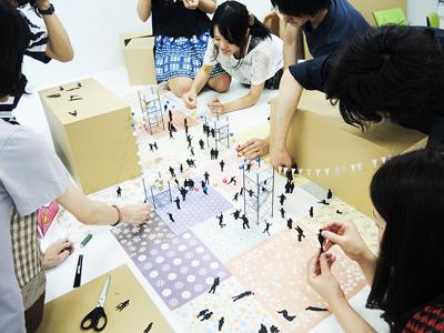 アサノコウタ+名城大学谷田真研究室