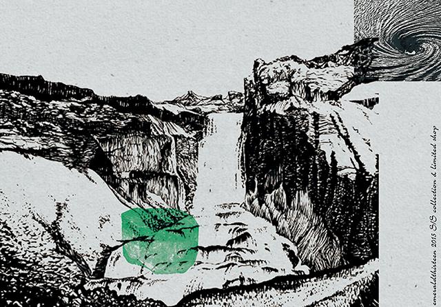 BOREDOMS・OOIOOの活動でもお馴染みのYOSHIMIOプロデュースによるブランド、emeraldthirteenのpop upがAquviiNAGOYAで開催。