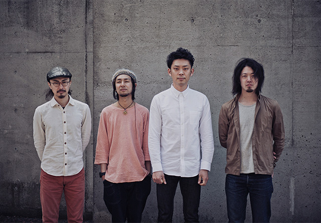 京都を拠点に活動するNabowaの東名阪仙ワンマンライブツアー「NEVER STOP PLAYING」が開催!