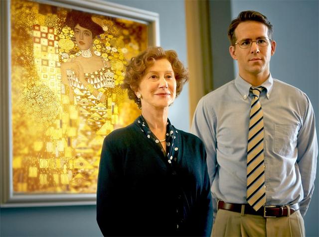 『黄金のアデーレ 名画の帰還』 : クリムトが描いた世界的名画をめぐる感動の実話を描いたヒューマンドラマ。