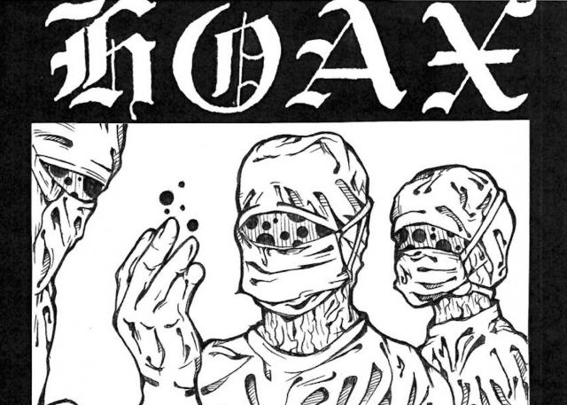 【更新】USハードコア最重要バンド、HOAXが来日!名古屋公演には、ROTARY BEGINNERS、THE ACT WE ACT、MILKら愛知ハードコア/パンク勢が集結。