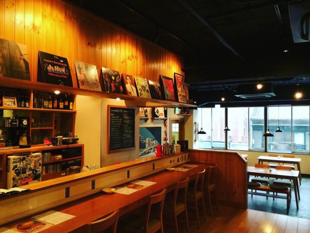 #040 <br/>cafe&bar WALTZ(カフェアンドバー・ワルツ)
