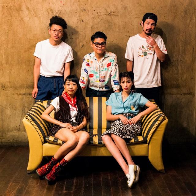 沙羅マリー、CUBISMO GRAFICO・松田岳二擁するロックンロールバンド・LEARNERSが初のツアーを敢行。名古屋公演はXERO FICTIONが共演。