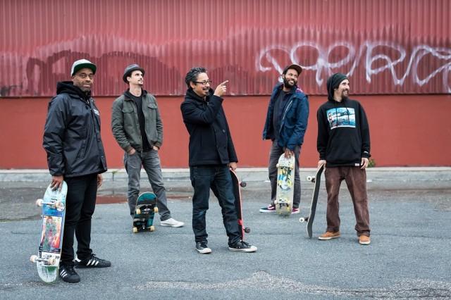 トミー・ゲレロ、レイ・バービーら、スケートボード・シーンのカリスマたちによるバンド、BLKTOP PROJECTが来名!