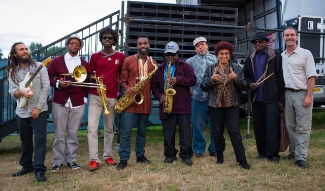 ジャマイカン・ミュージックのリヴィングレジェンド・TheSkatalitesが、8年ぶりとなる名古屋公演。