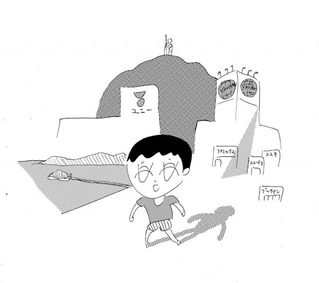漫画家・大橋裕之による展示が地元蒲郡の2会場で開催!サイン会やトークショーも。