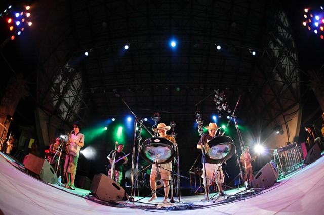 日本屈指のインスト・ダブ・バンド、LITTLE TEMPOが名古屋でクリスマスライブを敢行!