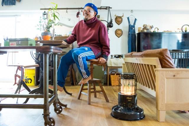 【#LIVERARY_TOYOTOMI 】<br/>古き良き文化を受け継ぎ、新たな価値を創造する。<br/>ストーブを通じて考える、本当の豊かさについて③<br/>原佳希(magic children / studio truss)
