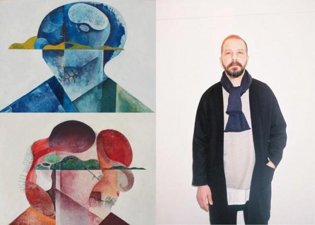 デザイナー・小野諭が手掛けるファッションブランド「5W」のポップアップショップが豊橋に期間限定オープン。画家・伊藤潤による展示も同時開催。