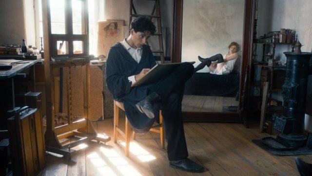 『エゴン・シーレ 死と乙女』:魂を揺さぶる鮮烈な作風で美とエロスを描き、28年の生涯を駆け抜けた天才画家エゴン・シーレの半生と彼をめぐる女たちの物語。