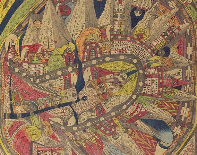 伝説的なアウトサイダー・アートの芸術家、アドルフ・ヴェルフリの日本初の大規模な回顧展が開催。都築響一によるトークイベントも。