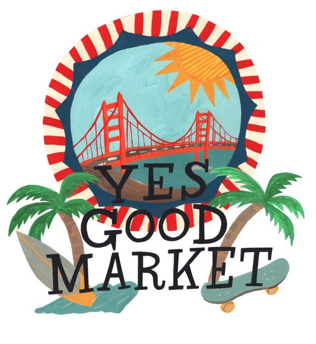 洗練されたストリート・カルチャーが集う静岡のマーケットイベント「YES GOOD MARKET」が今年も開催。NAIJEL GRAPH、Yachiyo Katsuyamaら作家も多数参加。
