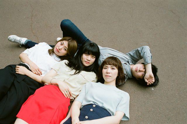 京都在住4ピースバンド・Homecomingsが待望の新作EPを発表!リリースツアーで名古屋ワンマンライブ。