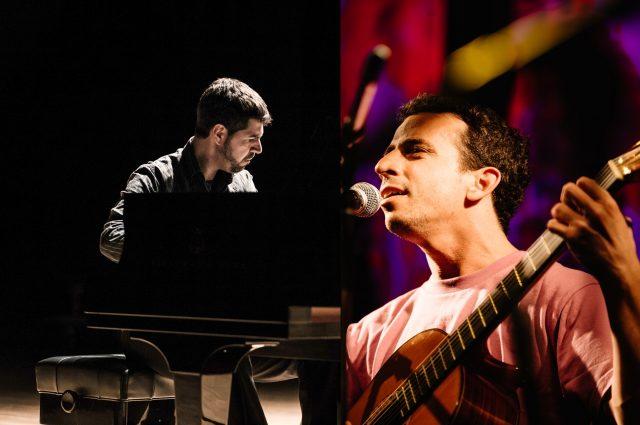 アルゼンチンよりACA SECA TRIOのファン・キンテーロ、ブラジル最高峰ピアニストのアンドレ・メマーリが再来日ツアーで名古屋へ。