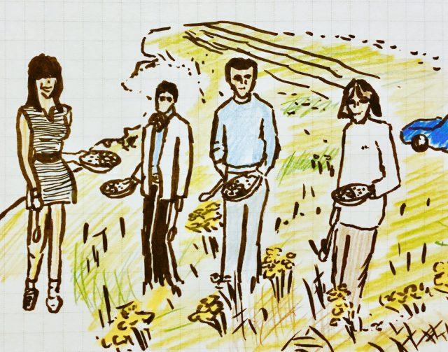 「カレーとノイズ、その他 」が2年ぶりに名古屋で開催。出店にカリー河、喫茶デシベルなど。出演にテライショウタ、元山ツトム from ゑでぃまぁこん、RAMZA、Free Babyroniaら。