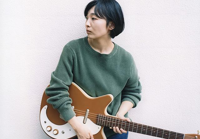 愛知出身SSW・mei eharaが、辻村豪文(キセル)プロデュースの1stアルバムを携え名古屋へ。ゲストに王舟、菅原慎一(シャムキャッツ)。