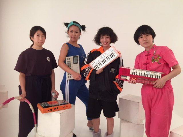 【更新】ラップ×テクノ×民謡!?大阪発女性4人組・CASIOトルコ温泉が待望の1stアルバムリリース公演で名古屋へ。のうしんとう、ジョセフ・アルフ・ポルカ、その他の短編ズと共演。