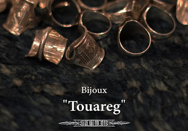 卓越した工芸技術が評価されるサハラの遊牧民・トゥアレグが作る銀細工を集めたイベントがUNEVENで開催。