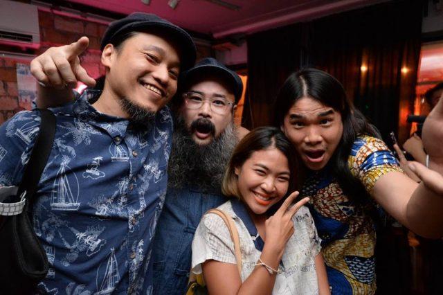 【COLUMN】タイ・バンコクに6年間在住し名古屋に帰省したデザイナー/DJ・MOOLAが現地で出会ったローカル/カルチャーをご紹介。第2回目は、バンコク音楽シーンについて。