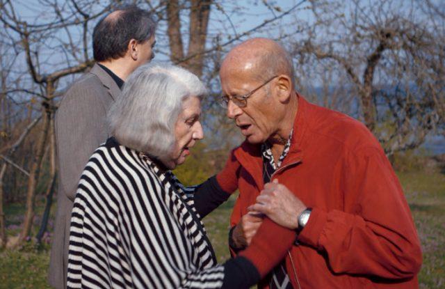 『デイヴィッドとギリアン 響きあうふたり』 : 伝説的なピアニスト、デイヴィッド・ヘルフゴットの奇跡的な夫婦愛を描いたドキュメンタリー。