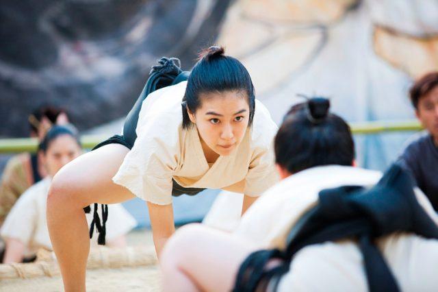 『菊とギロチン』 : 関東大震災直後に実在した、女相撲の一座とアナキスト集団たちとの出会いを描いた青春群像劇。今こそ観るべきタイムリーな映画作品。