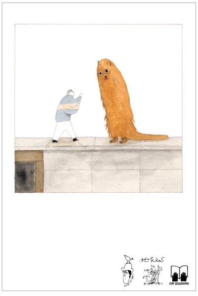 ミシシッピ 絵本原画展『パーちゃんのパーカ』