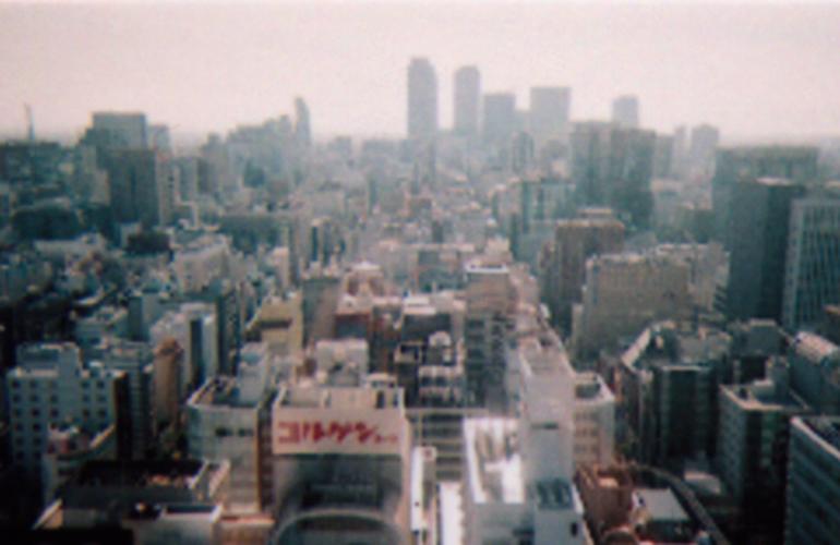 テレビ塔景色