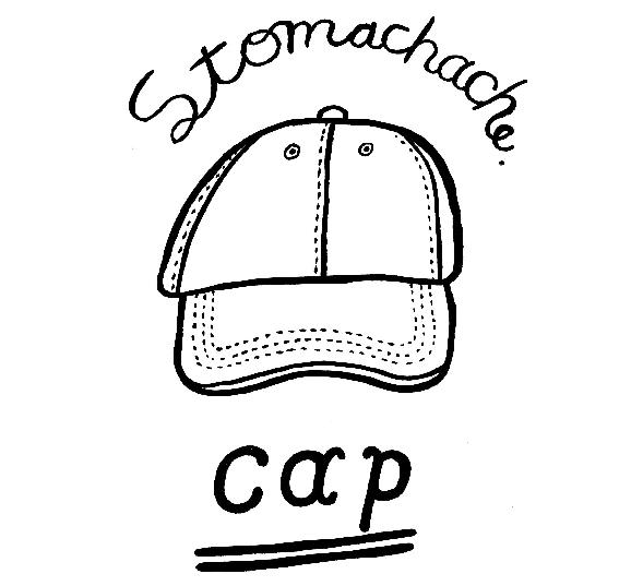 stomachache_liverary