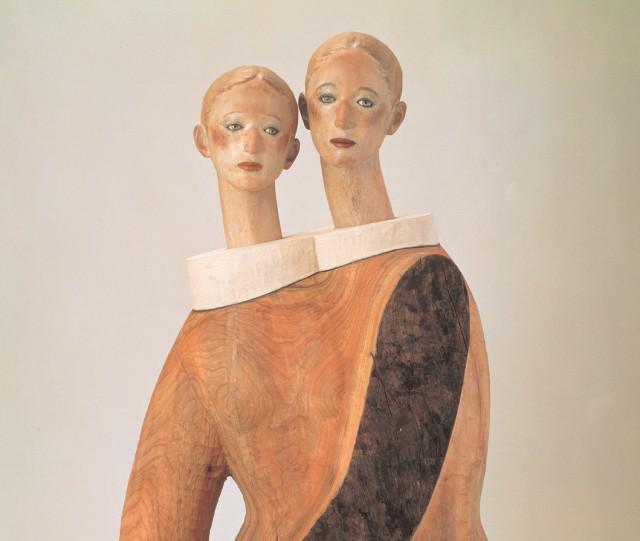人間とは何か―根源的な問いかけを投げかける、彫刻家・舟越桂の展示が開催中。