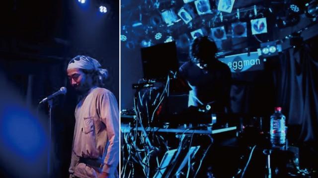 国内外から注目される言葉の表現者・志人(from降神)と盟友・DJ DOLBEEによる、3時間ワンマンライブが名古屋で開催。