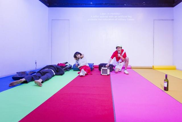 国内外で注目される演劇団体・岡崎藝術座が初の三重公演。柿喰う客所属俳優ら出演の『+51 アビアシオン, サンボルハ』他2作品を同時上演!