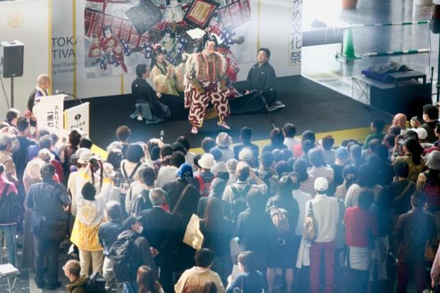 【SPECIAL REPORT】<br/> 歴史文化と現代社会がスクランブル。<br/>「やっとかめ文化祭」が眠れる名古屋を揺り起こす…<br/>迫力の舞台、まち歩き、対談企画まで徹底レポート!
