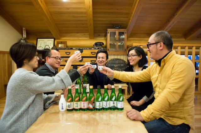 【SPECIAL INTERVIEW】<br/>地酒を通じて、人を知る、風土を知る。<br/>東濃5市9蔵が集結する日本酒の祭典「MEETS TONO」が伝えたいこと。