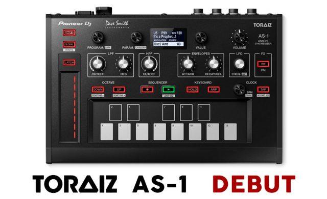 世界的DJ機材メーカーがアナログシンセを制作した理由とは?開発者を交えたトーク&ライブイベントを、OTAI RECORDとPioneer DJが共同開催。