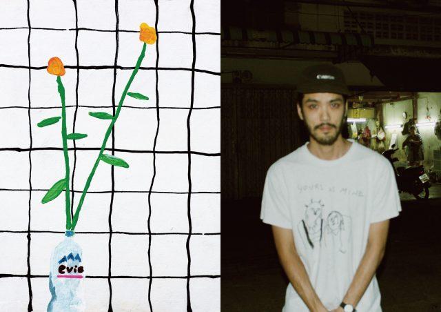 toe、思い出野郎Aチームなどのアートワークを手がけたイラストレーター・Hiraparr Wilsonの作品展「URBAN RESORT」が名古屋で開催。初日はMaison YWEでのオープニングイベントも。