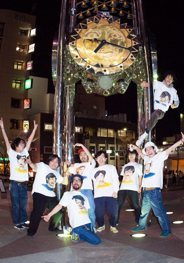 ツアーファイナル東京公演で「大切なお知らせ」を発表!?常に話題に尽きないバンド・どついたるねん、渾身のニューアルバムリリースツアーで名古屋に登場。