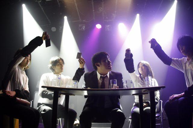 観客動員数10万人を突破した『ギア-GEAR-』。同作で活動するパフォーマー主宰の劇団「壱劇屋」が、名古屋「ちくさ座」にて上演。