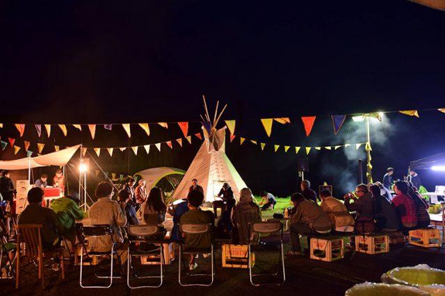 集落をまるごと使ったアウトドアフェスが今年も開催。親子で楽しめる体験プログラムやフード、雑貨の出店も多数。