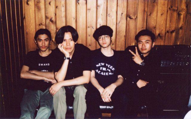 台湾インディーを牽引してきたバンド・透明雑誌のフロントマン、洪申豪が新バンド・VOOIDで初のジャパンツアーへ。名古屋編は、The Skateboard Kids、she saidが共演。