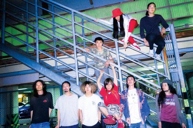 踊ってばかりの国、GEZANによるスプリットツアーで相互カバー曲含む新音源も発売。名古屋公演共演にはMASS OF THE FERMENTING DREGSが決定!