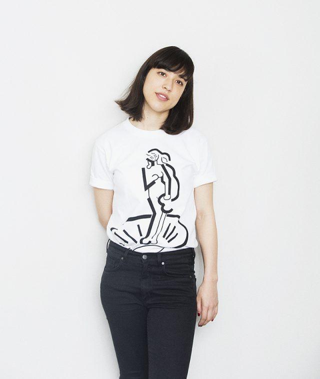 Hiraparr Wilson、箕輪麻紀子、松尾麗子、ヨシカワショウゴ、LIVERARY、T by GASBOOKら参画。C7CにてTシャツ&ZINEの展示企画開催。