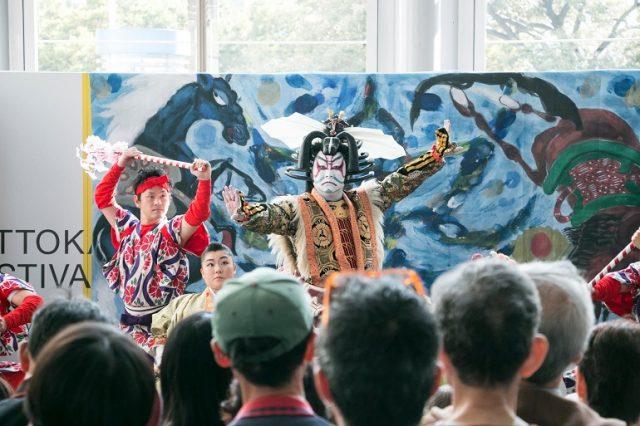 迫力満点のストリート歌舞伎に辻狂言、「ブラタモリ」出演の案内人によるまち歩きも。<br/>歴史文化が育んだ名古屋の魅力が溢れ出す「やっとかめ文化祭2017」<br/>今年の見どころをピックアップ!