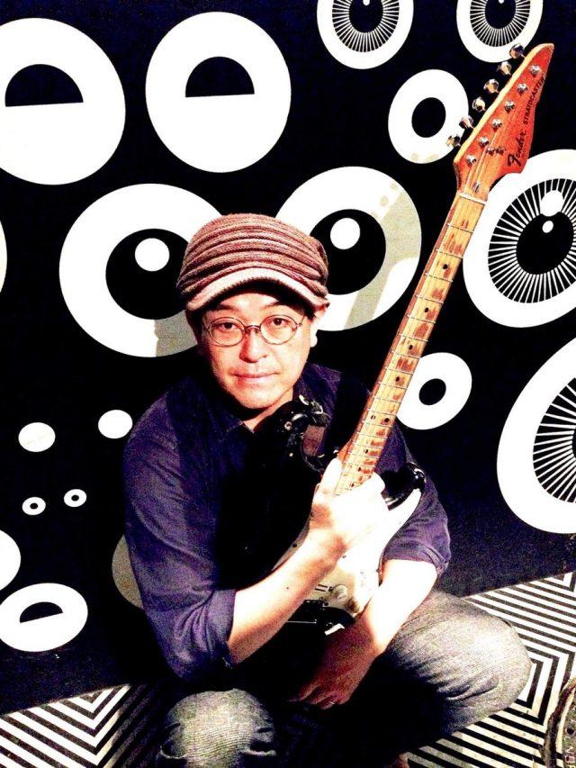 山本精一&the Playgroundのライブが今池TOKUZOで開催。ゲストにGofish。