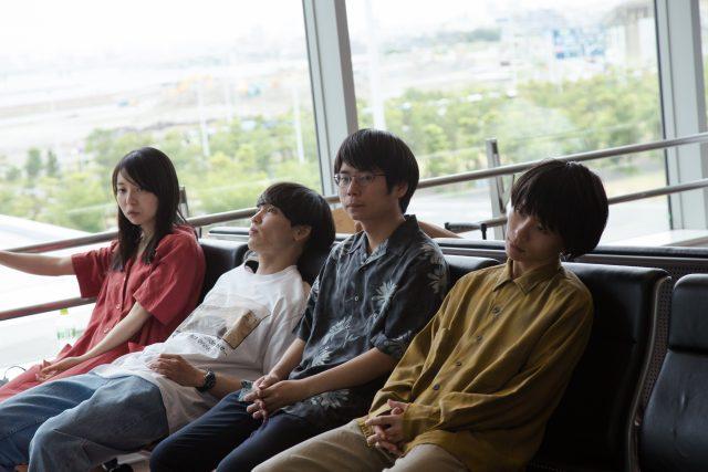 東京発男女4人組バンド・Taiko Super Kicksが新譜リリースツアーで名古屋・ブラジルコーヒーへ。ゲストに、mei ehara、テト・ペッテンソンが登場。