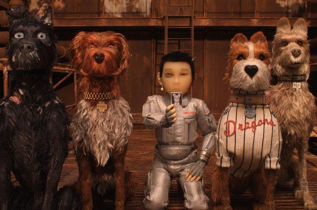 『犬ヶ島』: ウェス・アンダーソン監督が日本への愛をこめて贈るストップモーション・アニメ最新作 !