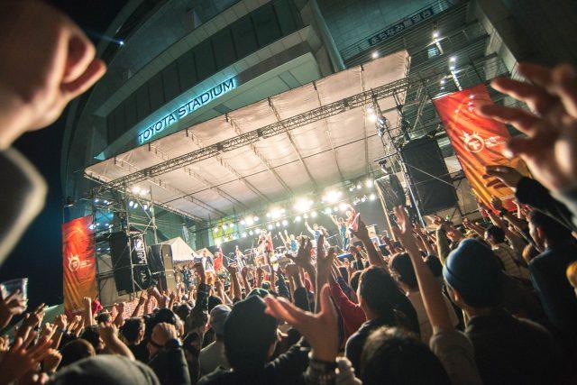【祝】台風被害で存続を危ぶまれた入場無料フェス「TOYOTA ROCK FESTIVAL」が今年も開催決定。