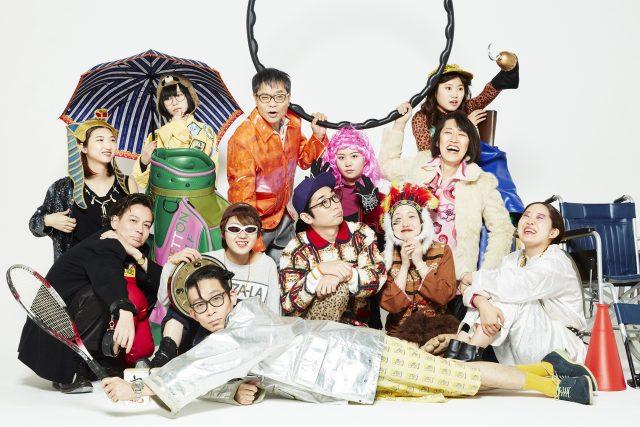 新メンバー大量加入後新体制の□□□と、注目のシティポップバンド・Awesome City Clubが名古屋クアトロにてツーマン!