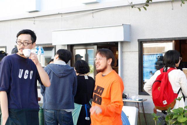 【SPECIAL INTERVIEW|L PACK. & 青田真也】<br/>名古屋の港まちで開催中の「アッセンブリッジ・ナゴヤ」。<br/>旧・寿司店を改装したスペース「UCO」が迎えた最後の日、<br/>この場所がまちの未来に残したものは何か。