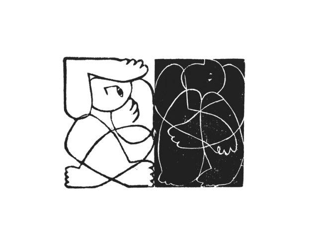 愛知在住の版画作家、KOCKA(コチカ)による個展『Dying Message』がON READINGにて開催。